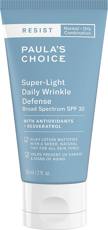 Paula's Choice Resist Super-Light Wrinkle Defence SPF 30