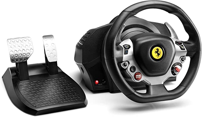 Thrustmaster TX Racing Wheel Ferrari 458 Italia Edition (Xbox One ...