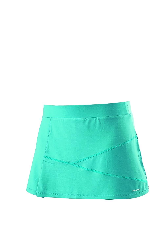 6f128186e Head Ada - Falda pantalón (Skorts) de Tenis para Mujer, Color Blanco, Talla  L: Amazon.es: Deportes y aire libre
