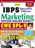IBPS Specialist Officer Marketing Officer Online Exam CWE - V Proffessional Knowledge Practice Work Book—English - 1535