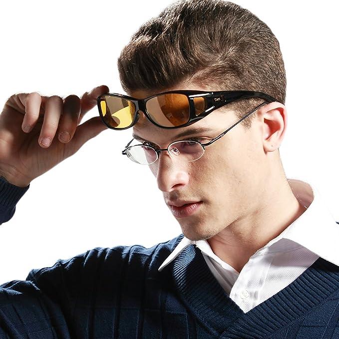 Dunco wrap around Prescription Eyewear