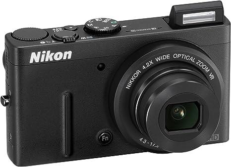 Nikon Coolpix P310 - Cámara compacta de 16.1 MP (Pantalla de 3 ...
