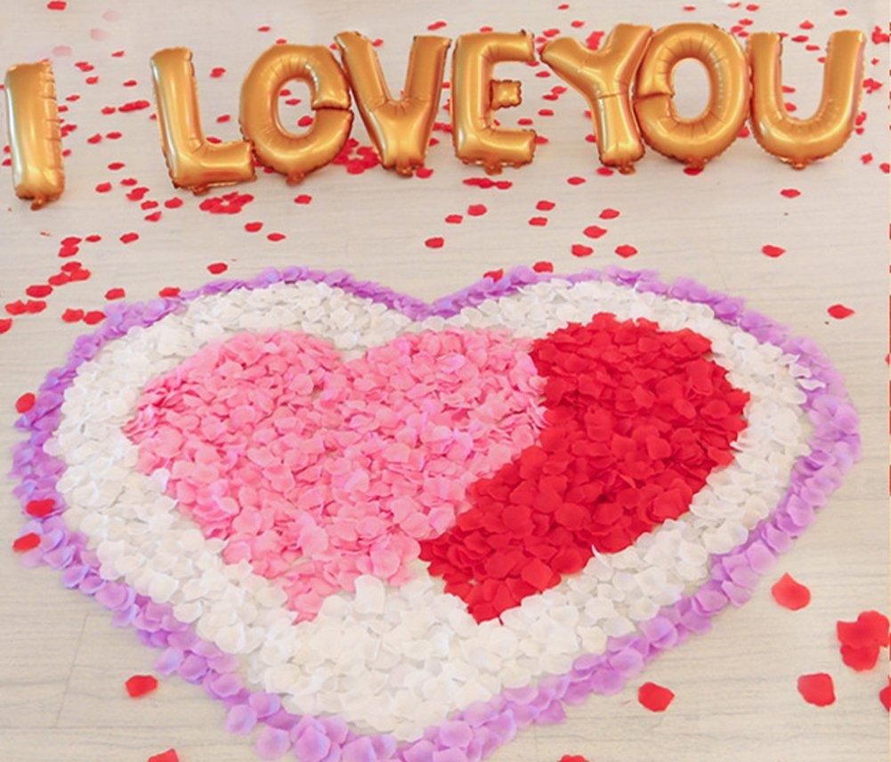 Ewandastore-1000-Pcs-Fabric-Silk-Artificial-Flower-Rose-Petals-Wedding-Favor-Bridal-Party-Vase-Decoration-Table-ConfettiChampagne