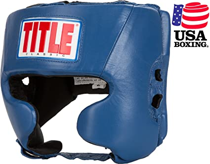 competition amateur headgear boxing Usa