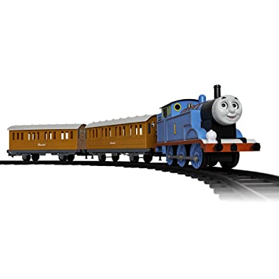 Lionel Thomas & Friends Battery-powered Model Train Set Ready to Play w/ Remote: Toys & Games [5Bkhe0201936]