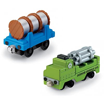 Thomas the Train: Take-n-Play Sodor Supply Co.: Toys & Games