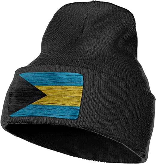 Its Better in The Bahamas Unisex Cuffed Warm /& Stylish Winter Beanie