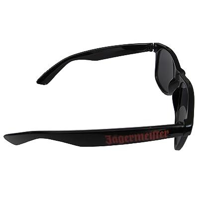 Jägermeister - Gafas de sol con inscripción de la marca: Deportes y aire libre