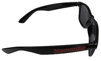 Jägermeister - Gafas de sol con inscripción de la marca ...