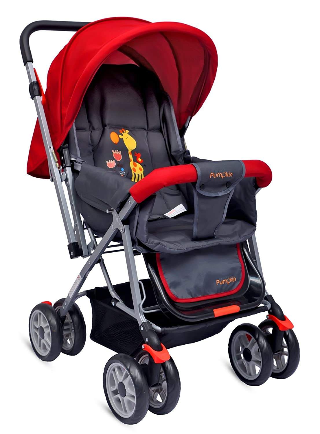 Little Pumpkin Baby Stroller Red Buy Online At Lowest
