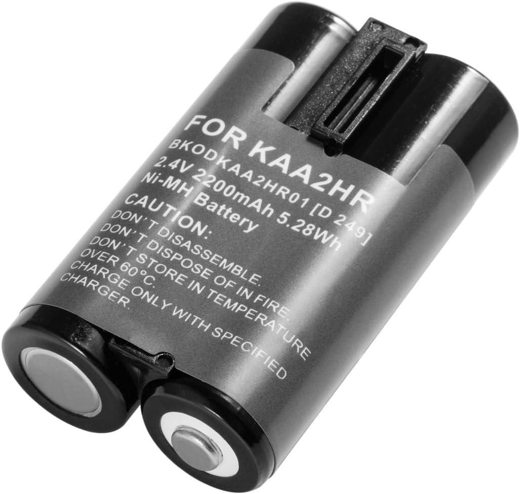 Batería Recargable Kodak Kaa2hr Cx7525 Z650