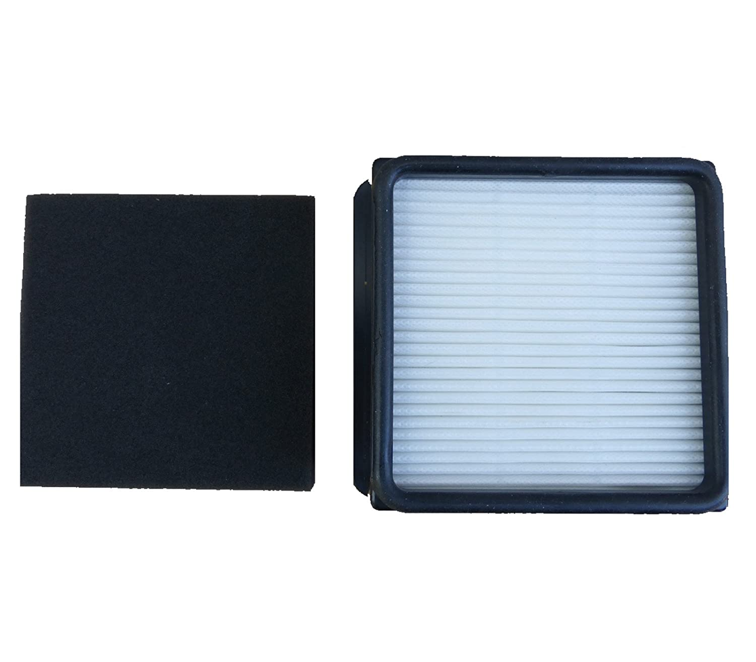 Dirt Devil F66 HEPA Filter and Foam Filter Set For Dirt Devil UD70010 Uprights 304708001