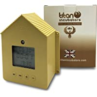 Automatic Chicken Door Opener for Chicken Coop / Chicken House with Light Sensor and Timer - Elite