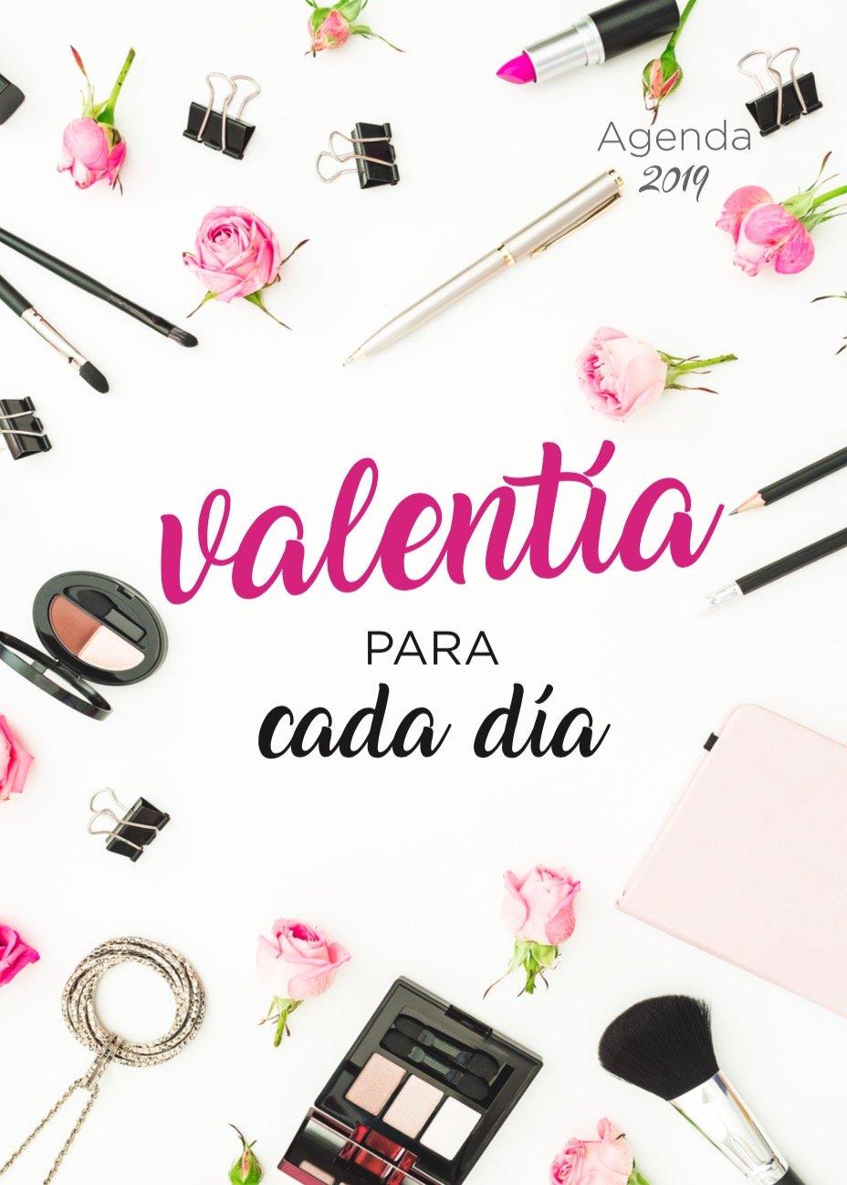 Agenda Valentia 2019 - Maquillaje (Spanish Edition): Pura ...