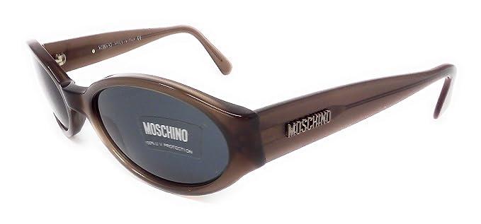 Moschino - Gafas de sol - para mujer Marrón marrón 50 ...