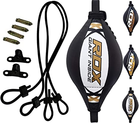 Hot Adjustable Double End MMA Boxing Training Gear Punching Speed Ball Bag TOP