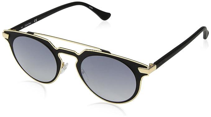 Calvin Klein Para mujer lentes de sol Ck2147s, redondas para ...