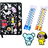 All BT21 BangTan Boys KPOP Weekly Planner For Girls And Boys ...