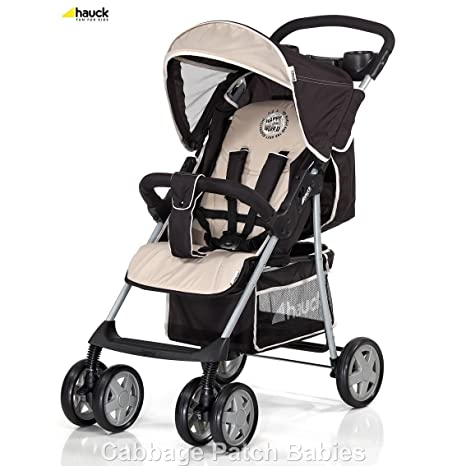 MY PRAM PAL - Cubierta impermeable universal para carrito Hauck Shopper 6 y carritos deportivos