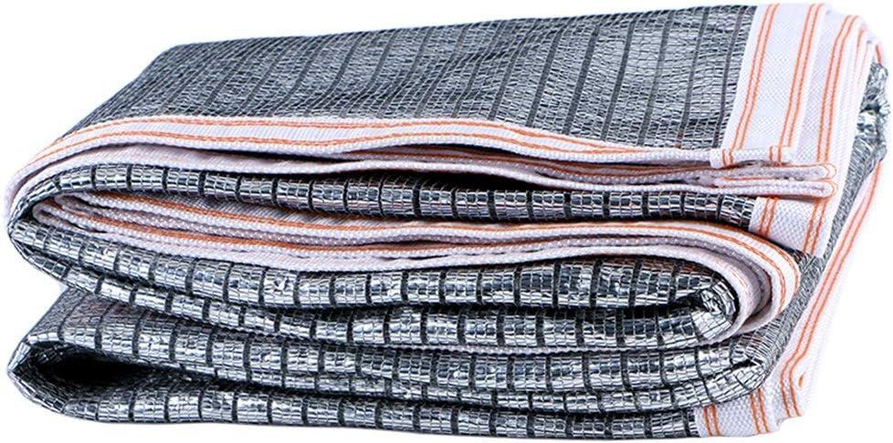Malla Sombra, Pergola Sun Shade Cloth Foil de Aluminio Tela ...