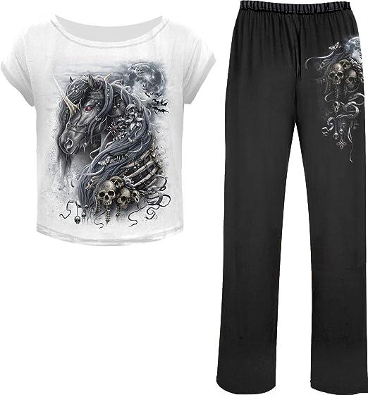 Spiral Direct TRIBAL CHAIN Razor Back Vest Top//Dark wear//Goth//Rock//Skull//Tee//Top