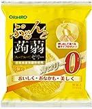オリヒロ ぷるんと蒟蒻ゼリー カロリーゼロ グレープフルーツ (18g×6個)×6袋