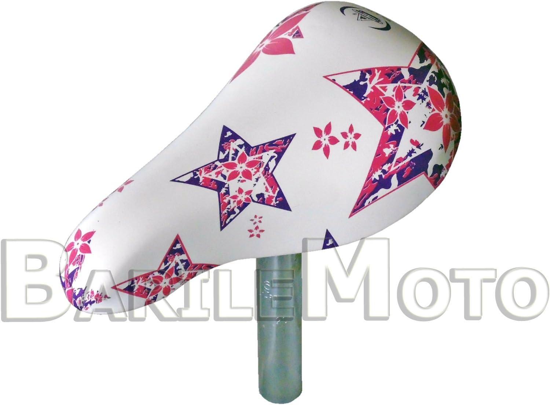 "Sella MONTEGRAPPA Bici Bimba Rosa Bambina 20/""x 1.75 Bianco Fuxia"