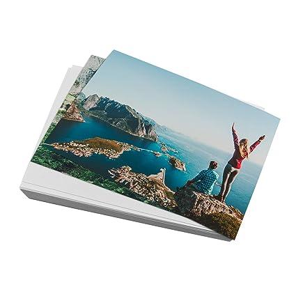 Vibrance Papel mate para impresora de fotos de 12 mil 255 g ...