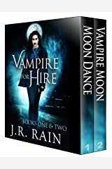 Vampire for Hire Boxed Set: Books 1 and 2 Kindle Edition