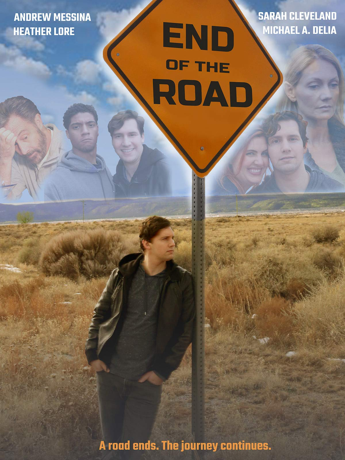 End Of The Road on Amazon Prime Video UK