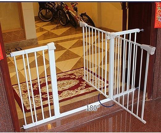 YONGYONG-Guardrail Puertas De Seguridad del Bebé For Escaleras De ...