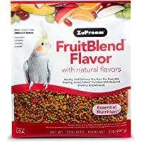 Zupreem Fruit Blend Medium 2 Pound
