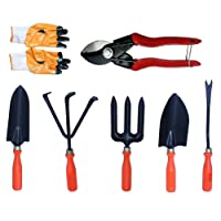 Truphe Garden Tool Set With Cutter And Gloves