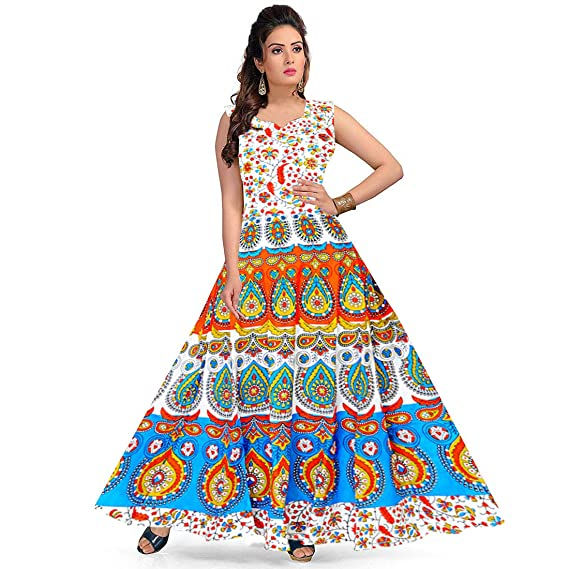 3d8e931a78 Silver Organisation Women s and Girl s Cotton Gown (SON 517 ...