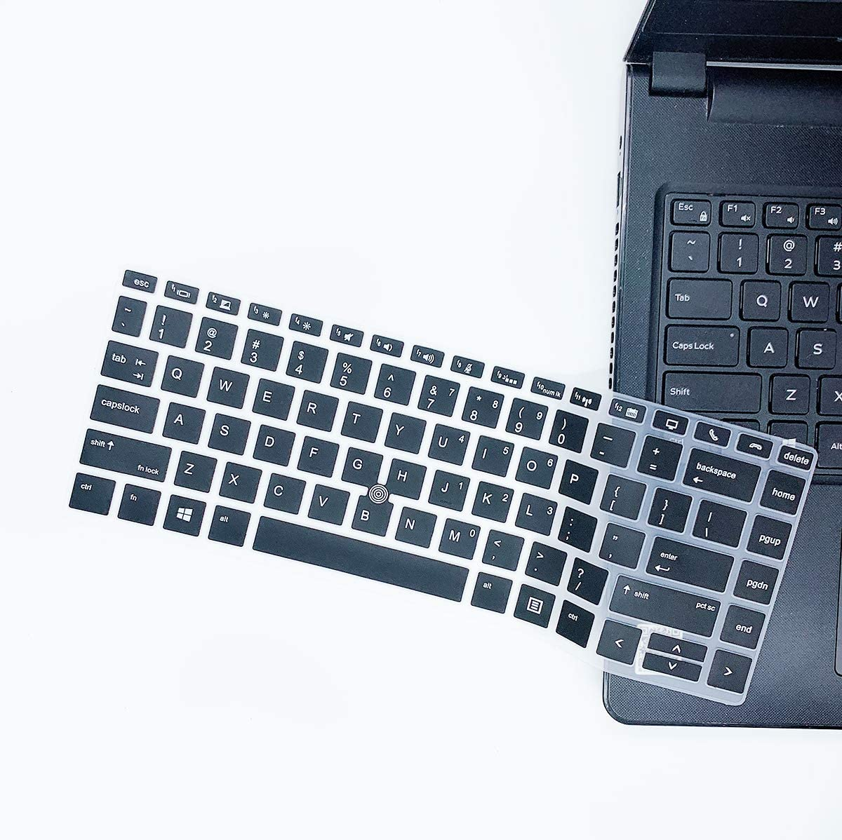 "Keyboard Cover for 14"" HP Elitebook 745 840 G5 G6 14"" 