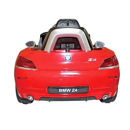 amazon com bmw z4 kids 6v electric ride on toy car w parent remote rh amazon com BMW E46 Stereo Wiring Diagram 2003 BMW Z4 Wiring-Diagram