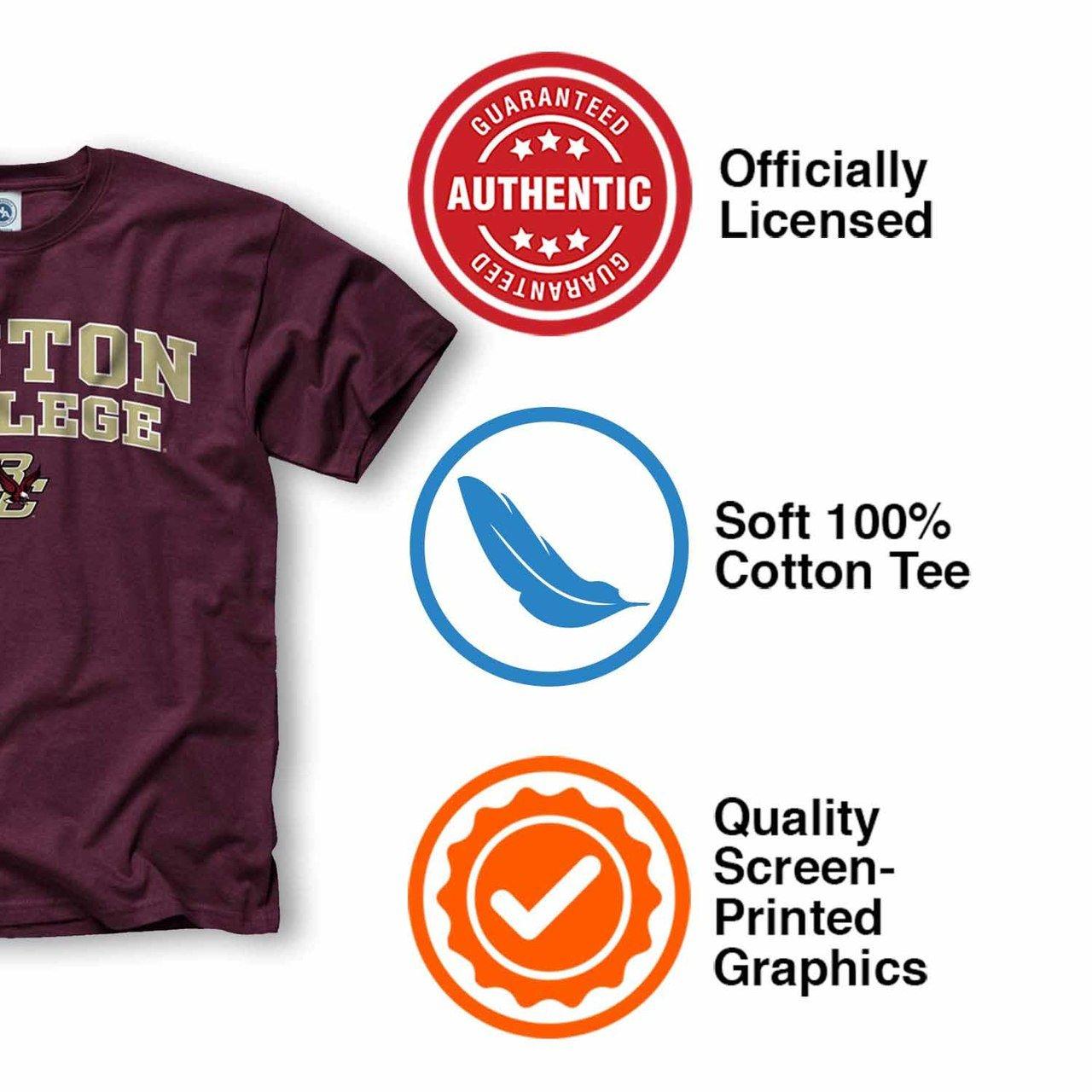 2f661b7d3 Boston College Lacrosse Shirt