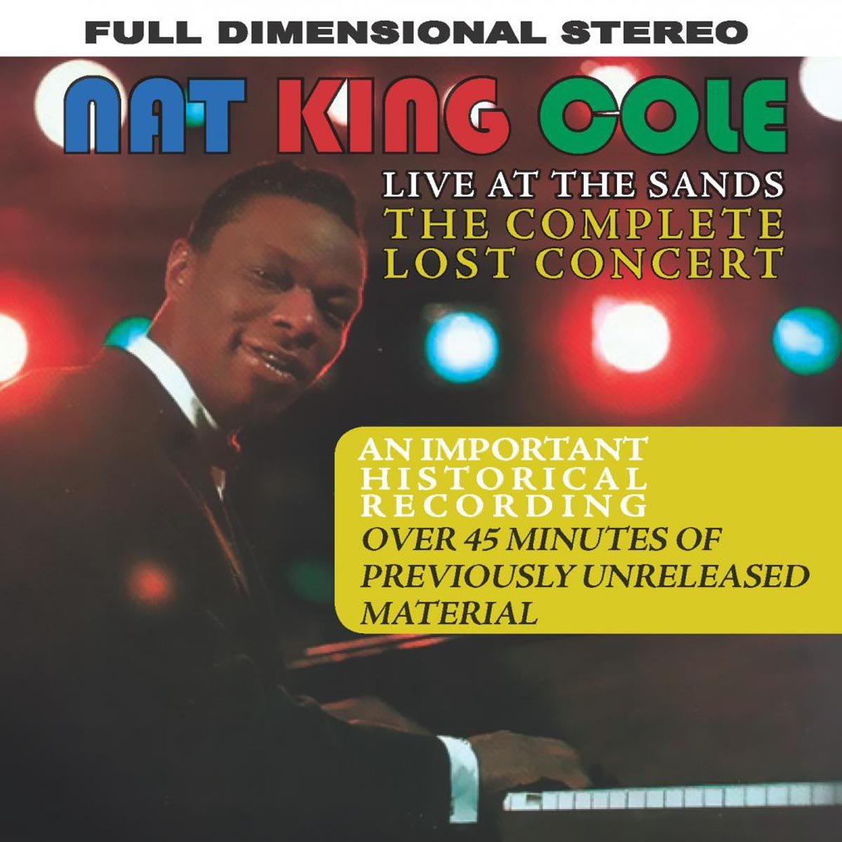 Live At The Sands : Complete Lost Concert by Very Special Records