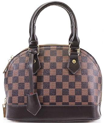 dab4a47f451 Gossip Girl - Designer Inspired Mini Crossbody Grab Tote Bag With Shoulder  Strap PLUS Lip Balm