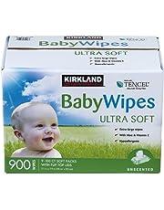 Kirkland Signature Tencel Baby Wipes- 900