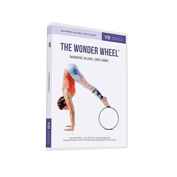 Yoga rueda DVD | Wonder Wheel flujo por [oficial] | 60-min ...