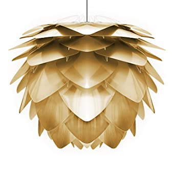 Vita silvia gold pendant light shade limited edition amazon vita silvia gold pendant light shade limited edition amazon lighting mozeypictures Image collections
