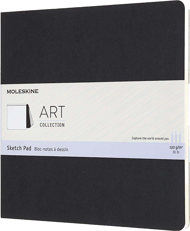 Moleskine - Cuaderno de Dibujo, Papel para Lápices, Carboncillo ...