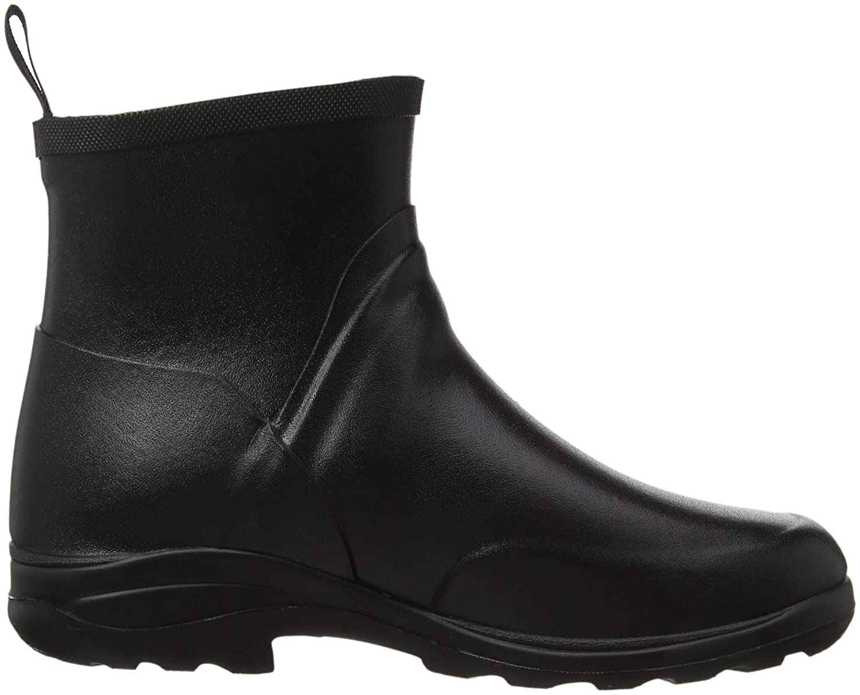 Aigle Herren Daintree Stiefel Kurzschaft Stiefel Daintree Schwarz (schwarz) 9caf19