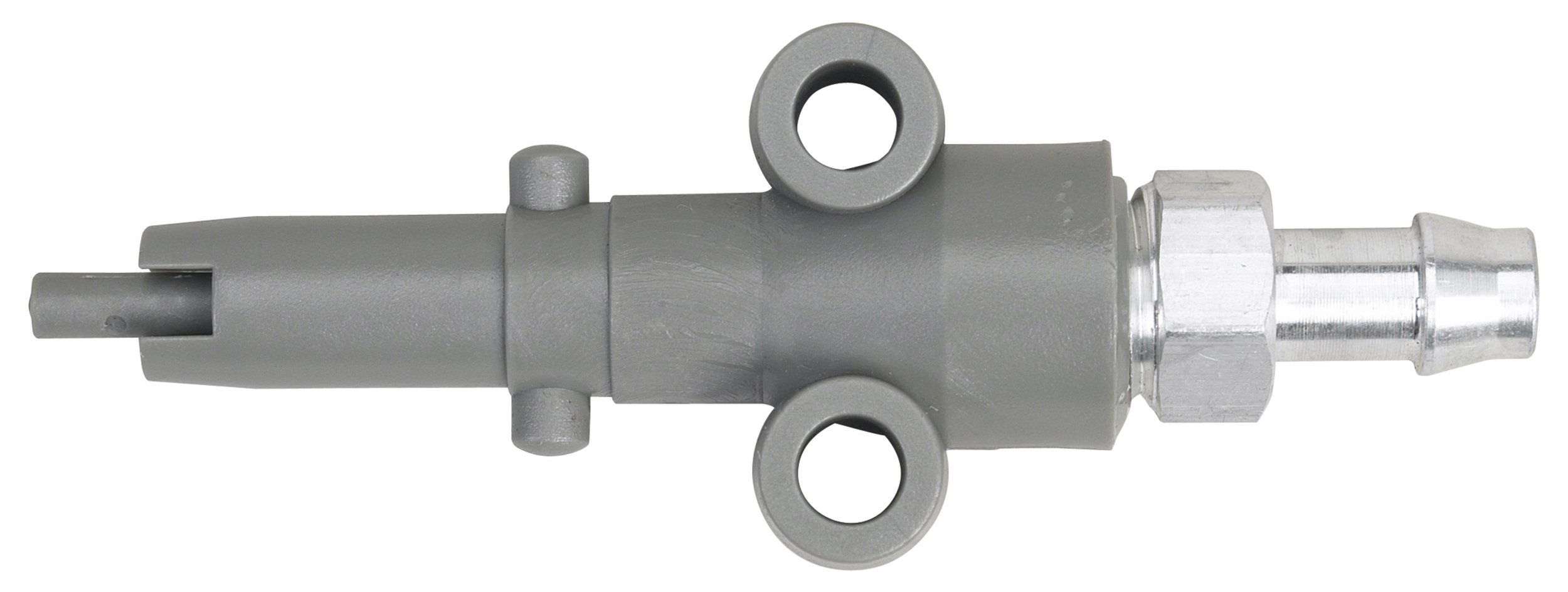 Moeller Marine Fuel Tank Barb Connector (Mercury, 3/8'', Male, Bayonet Style)
