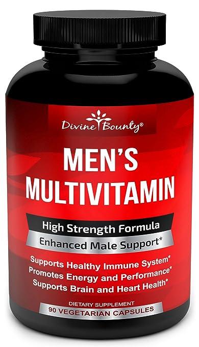 mejor multivitamínico orgánico natural