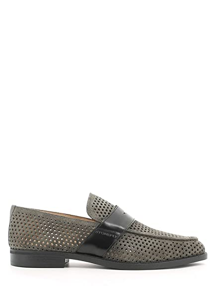 Mocasines para hombre, color gris , marca STONEFLY, modelo Mocasines Para Hombre STONEFLY BERRY 6 VELOUR Gris: Amazon.es: Zapatos y complementos