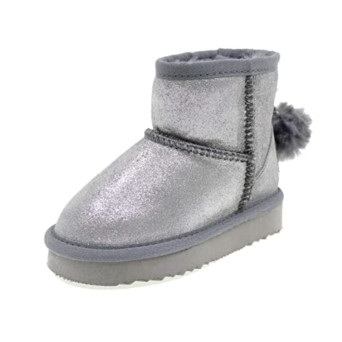 selezione premium 6329c c2a7c Lelli Kelly UPHOLSTERED Boots Valentine PONPON Glitter Kids ...