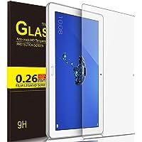 ELTD Protector de Pantalla para Huawei MediaPad M5 Lite 10 2019 Alta Calidad HD Cristal Templado Protector De Pantalla para Huawei MediaPad M5 Lite 10 2019(1 Pieza)