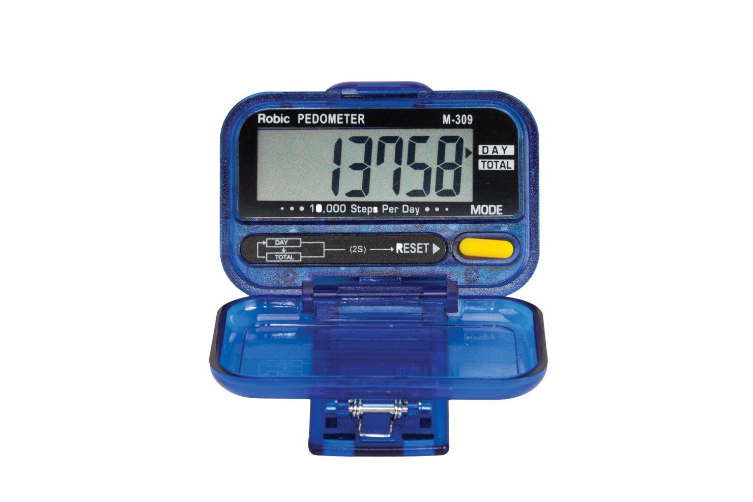 Robic m309毎日、合計ステップカウンタ   B0062TO2HK